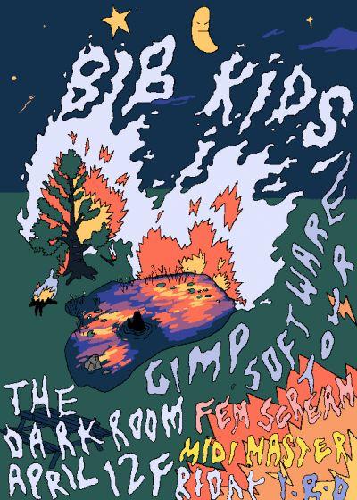 Bib Kids (AKL)! Ird! Fem Scream! The Midimaster!