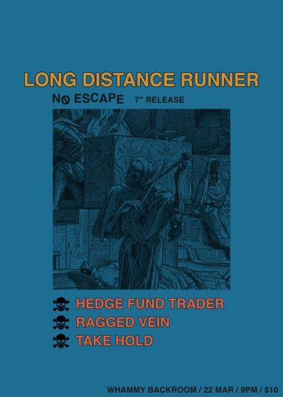 Long Distance Runner 7'' Release