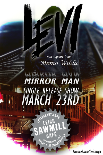 Mirror Man - Single Release Show