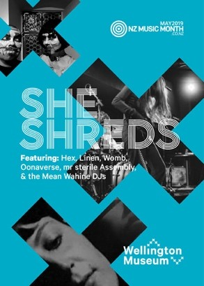After Hours: She Shreds