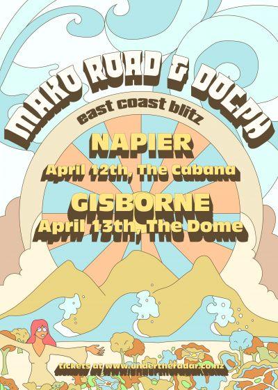 Mako Road and Dolph - East Coast Blitz