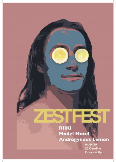 Zestfest - RIIKI, Model Motel + MORE