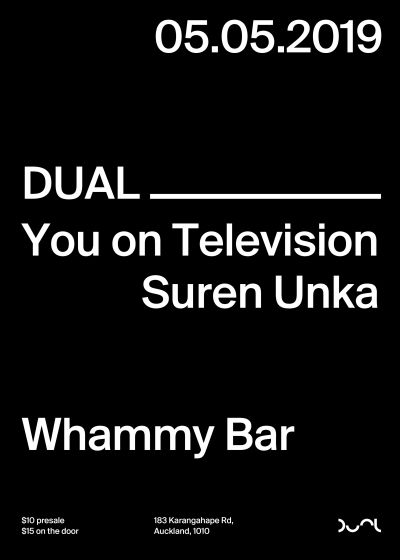 Dual // You On Television // Suren Unka