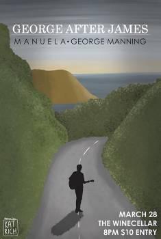 George After James // Manuela // George Manning
