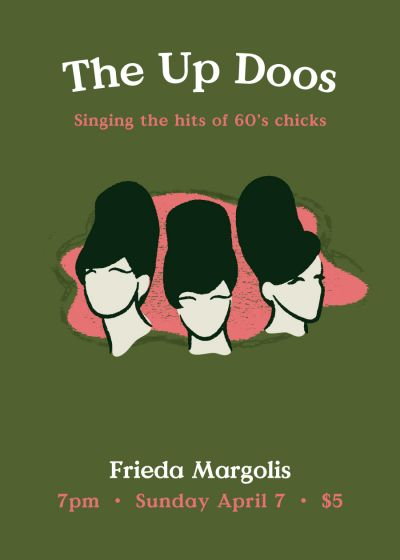 The Up-doos: 60's Girl Group Review