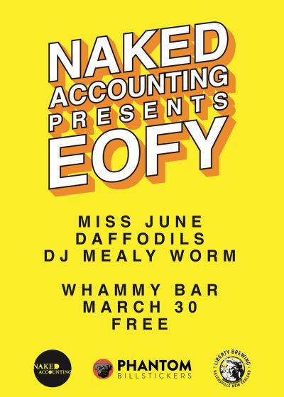 Eofy Ft Miss June, Daffodils, Dj Mealy Worm