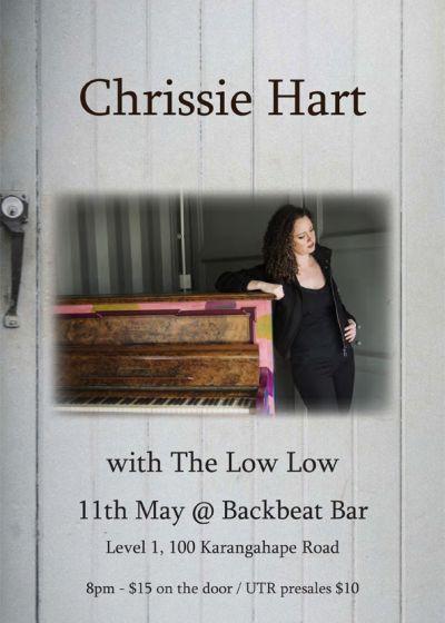 Chrissie Hart