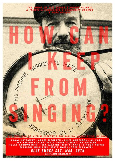 How Can I Keep From Singing - The Songs Of Pete Seeger and Woodie Guthrie