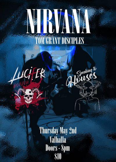 Tom Grant Disciples - Nirvana Tribute