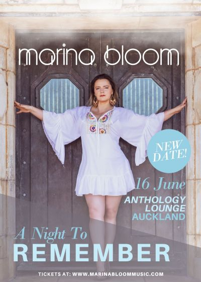 Marina Bloom - A Night To Remember