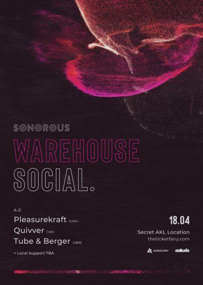 Sonorous:Warehouse Social