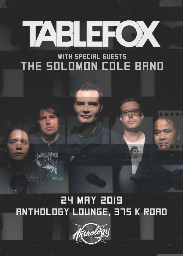 Tablefox, The Solomon Cole Band