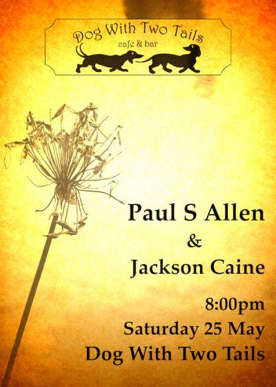 Paul S Allen, Jackson Caine