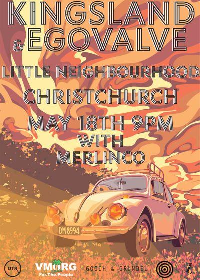 Kingsland and Egovalve NZ Tour