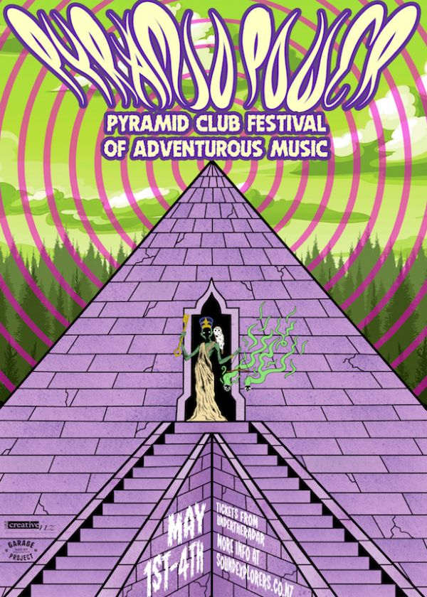 Pyramid Power Festival Day 1