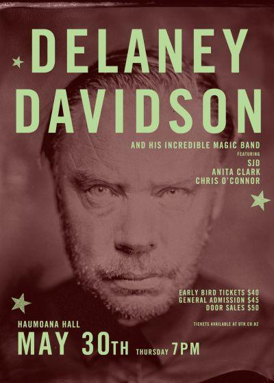 Delaney Davidson Live In Haumoana