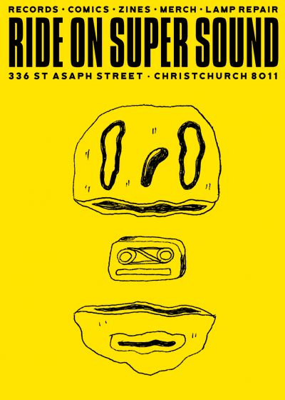 Record Store Day 2019 At Ride On Super Sound