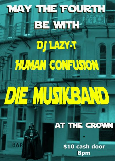 Die Musikband, Human Confusion, D Lazy-t