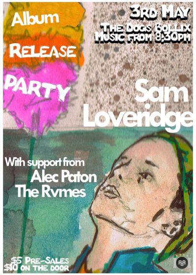 Sam Loveridge - The Rvmes - Alec Paton