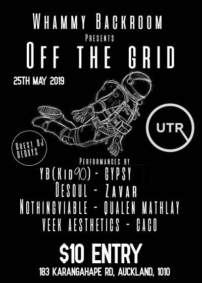 Off The Grid Vol. 1