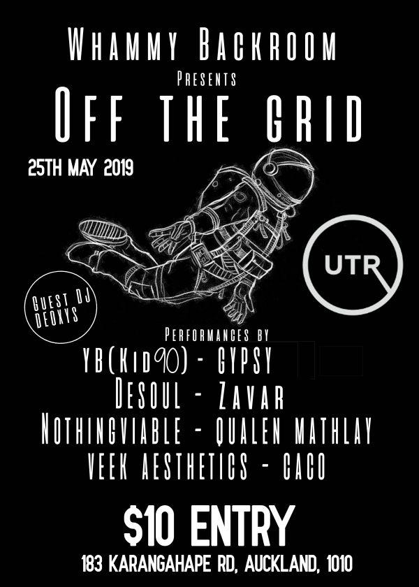 Off The Grid Vol. 1