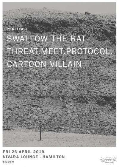 Swallow The Rat, Threat.Meet.Protocol., Cartoon Villain