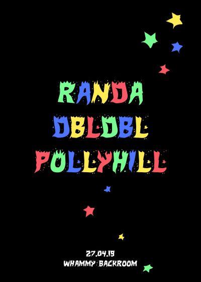 Best Buds - Randa, Dbldbl and Pollyhill