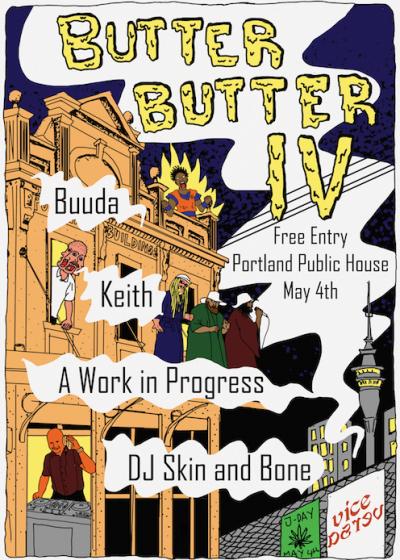 ButterButter IV