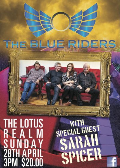 The Blue Riders, Sarah Spicer
