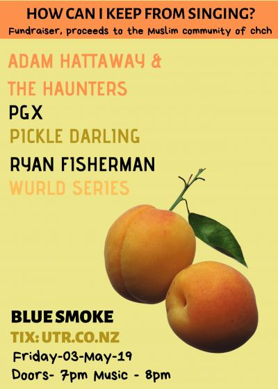 Adam Hattaway and The Haunters plus friends