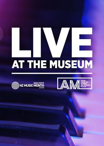 Live At The Museum - Finn Andrews and Reb Fountain