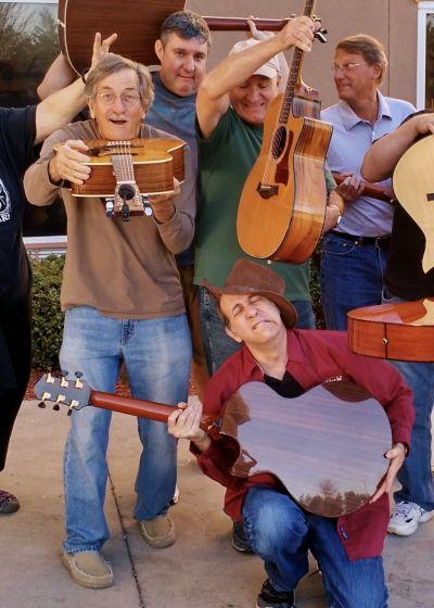 Richard Gilewitz Guitar and Ukulele Workshops