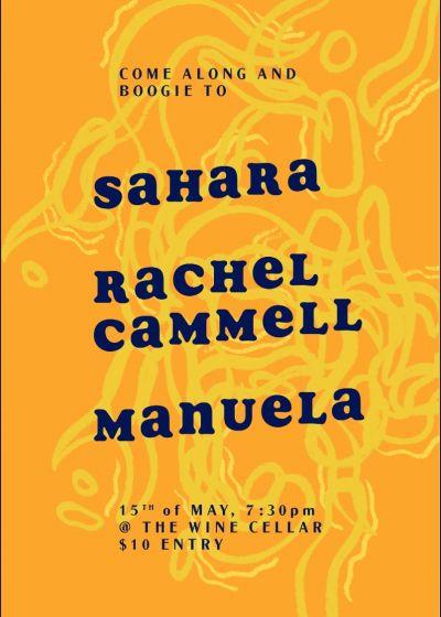 Sahara | Rachel Cammell | Manuela