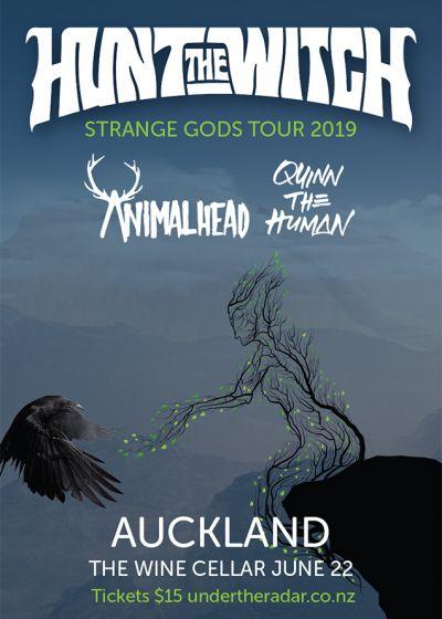 Hunt The Witch - Strange Gods Tour