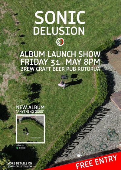 Sonic Delusion Album Launch Show