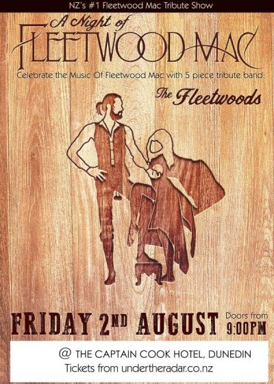 A Night Of Fleetwood Mac - Dunedin - Cancelled