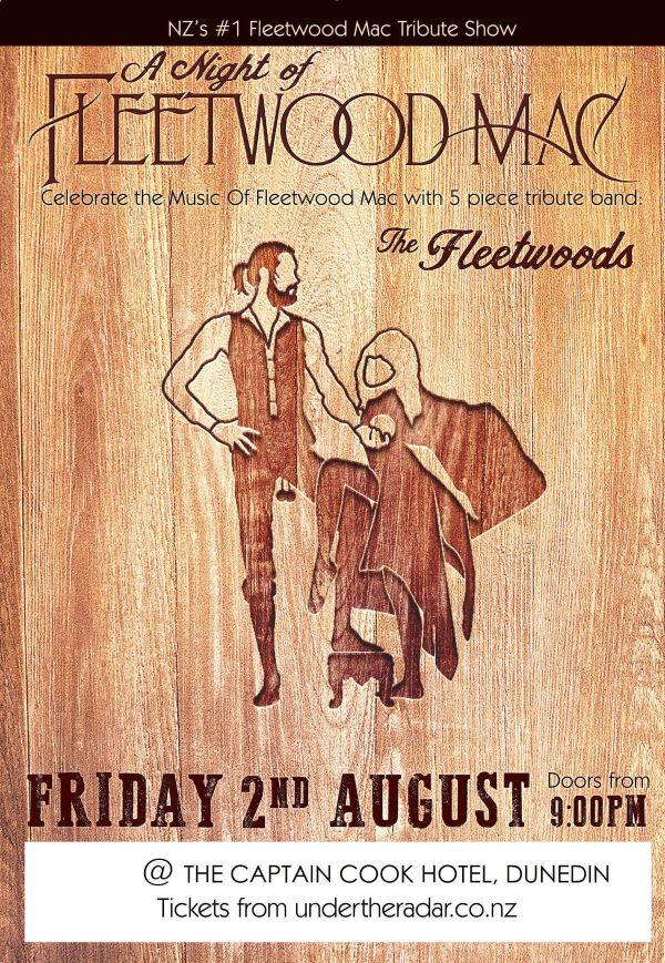 A Night Of Fleetwood Mac - Dunedin - Cancelled