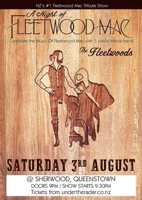 A Night Of Fleetwood Mac - Queenstown