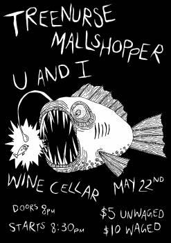 Treenurse, Mallshopper, U And I