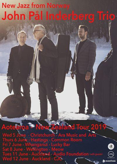 Jon Pal Inderberg Trio - Jazz From Norway