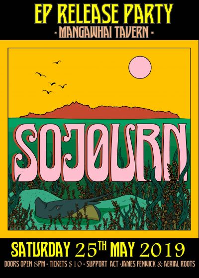 Sojourn - Ep Release Party