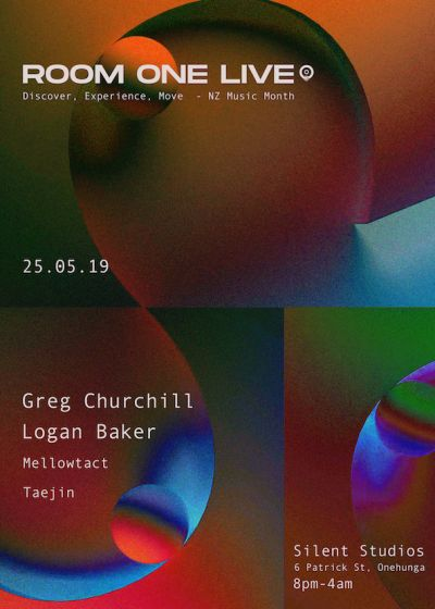 Room One Live Ft Greg Churchill and Logan Baker