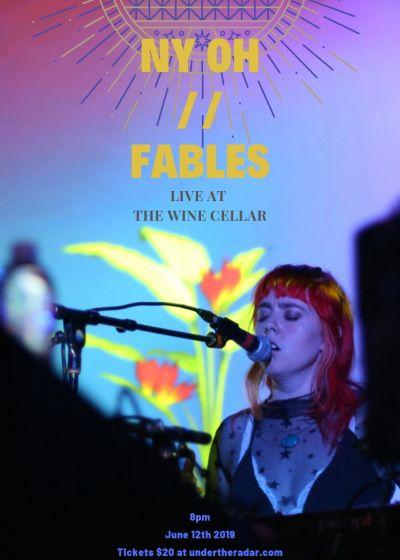 Ny Oh // Fables