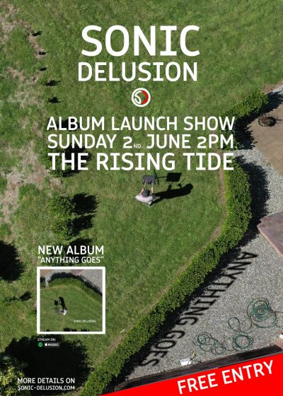 Sonic Delusion Album Launch Show