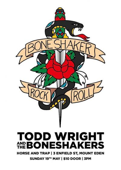 Todd Wright And The Boneshakers