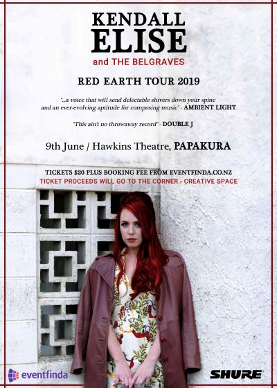Kendall Elise Presents: Red Earth