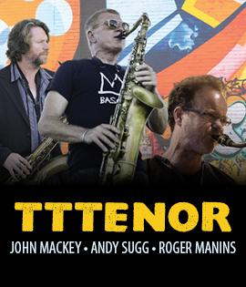 Andy Sugg, John Mackey, Roger Manins