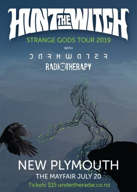 Hunt The Witch - Strange Gods Tour