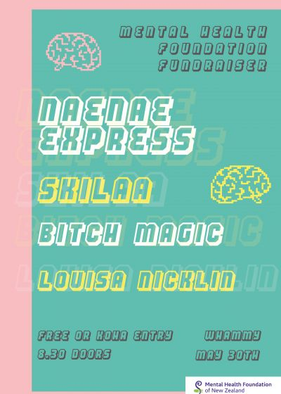 Naenae Express, Skilaa, Louisa Nicklin, Bitch Magic