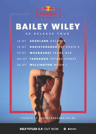 Red Bull Presents: Bailey Wiley EP Release Tour